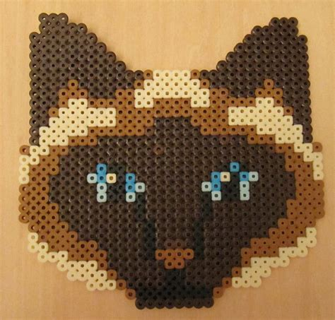 perler cat designs 1000 images about perler bead patterns to make on