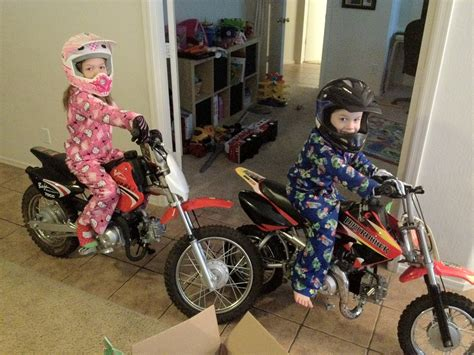 motocross bikes for kids dirt bikes for christmas christmas 2011 youtube