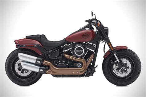 harley davidson fat bob motosikletclub