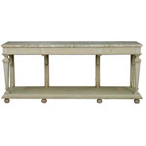 Marble Buffet Table Painted Marble Top Server Buffet At 1stdibs