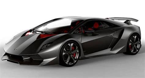 Cars today: Lamborghini Sesto Elemento 2011