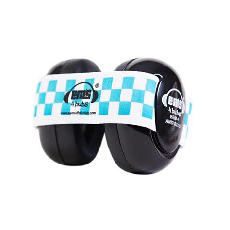 Ems 4bubs Baby Earmuff Army Black Headset Penutup Telinga Bayi black em s 4 bubs baby earmuffs