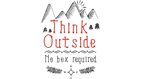 design by humans requirements think outside no box required t shirt by positiva design