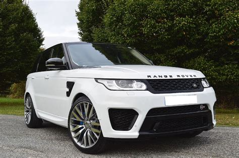 white range rover sport used white land rover range rover sport for sale essex