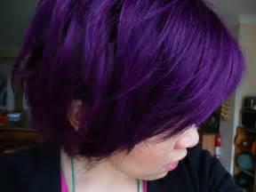 violet purple hair color alfaparf jean s colour violet of the muses