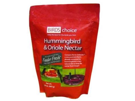 hummingbird oriole nectar with defender birds choice