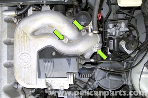 mazda tribute 2002 similar upper intake manifold replacement ifixit service manual removing upper intake 2002 bmw 7 series service manual 2005 bmw 7 series