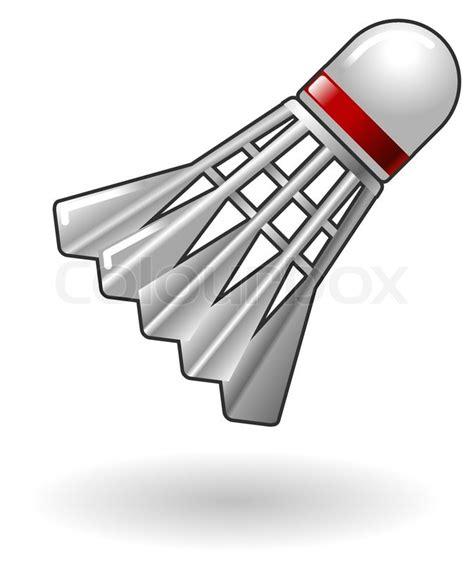 Shuttlecock Badminton Shuttlecock Api Pon illustration of badminton shuttlecock stock vector
