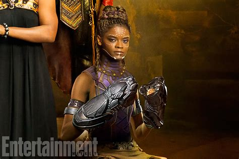 letitia wright character black panther black panther character breakdown new details revealed