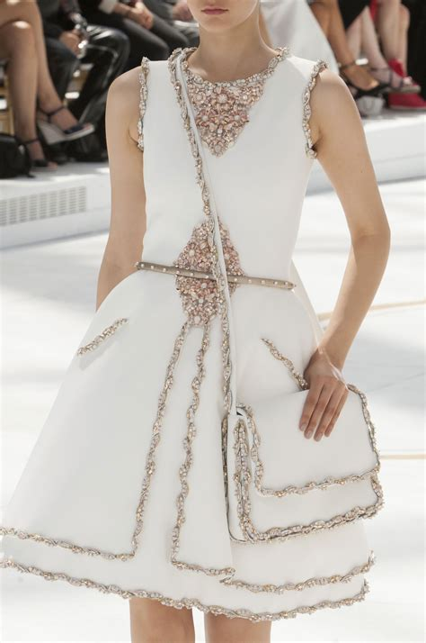 Channel Dress 4 chanel fall 2014 runway pictures livingly