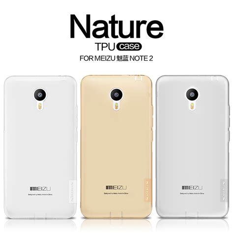 Ultrathin Tpu Soft For Meizu M2 Note 06 Mm Clear free shipping nillkin nature series ultra thin tpu meizu m2 note soft meilan m2 note