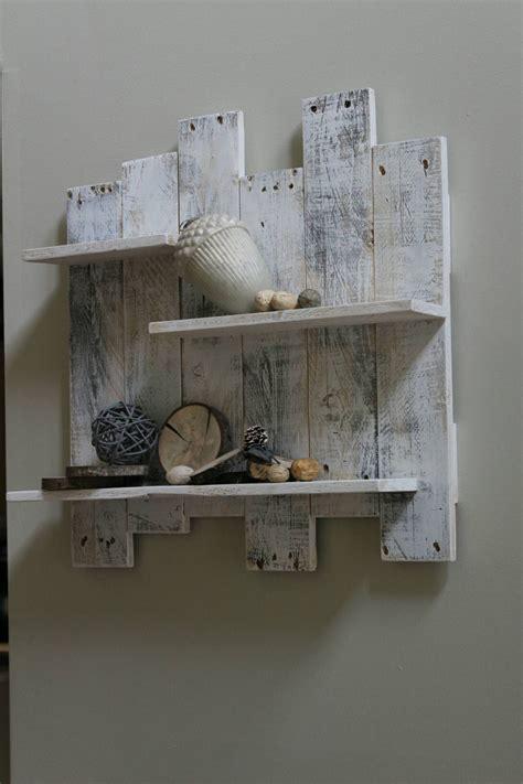 white wall decor white pallet wood shelf wall decor white reclaimed wood wall
