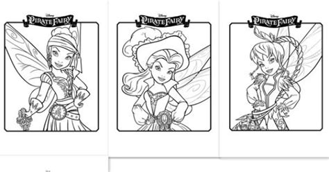 tinkerbell birthday coloring pages tinkerbell pirate fairy coloring pages 7 sheets by