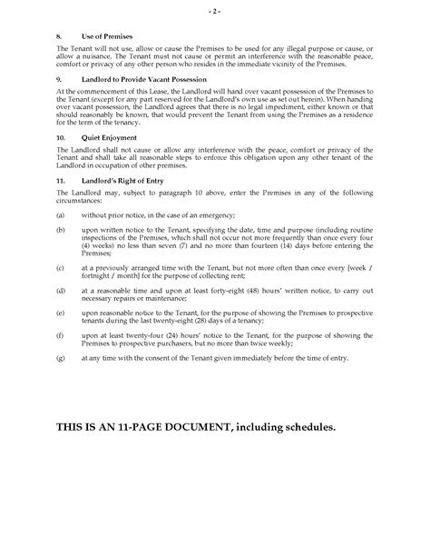 fixed term tenancy agreement template south australia fixed term tenancy agreement forms