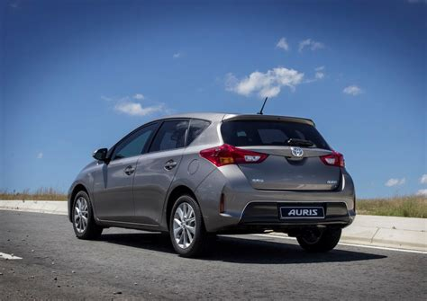 Toyota Auras Welcome The All New 2013 Toyota Auris