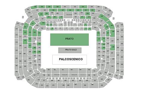 ingressi san siro mappa rihanna a il 13 luglio prezzi biglietti e