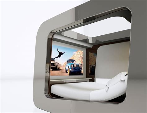 Bed Back Design by Hican Revolutionary Smart Bed 187 Gadget Flow
