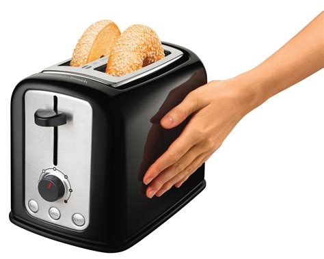 Rate Toasters Hamilton 22464 Cool Touch 2 Slice