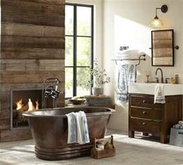 Bathroom Ideas Rustic 44 Rustic Barn Bathroom Design Ideas Digsdigs