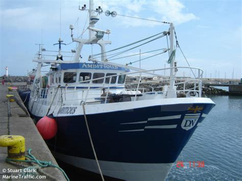 commercial fishing boat jobs uk steel twin quad rig trawler howth fafb