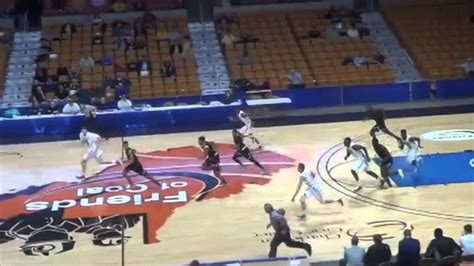 pgsg szymon walczak   mountain mission sr season basketball highlights youtube