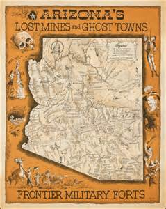 arizona lost mines and ghost towns early missions