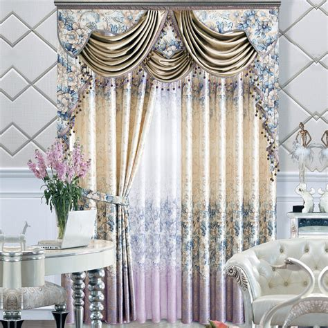 Curtains And Draperies Printing High End Curtains Drapes Window Treatments