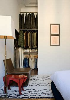 Doorless Closet Ideas by Everything In Its Place On