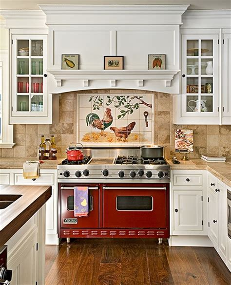french country kitchen backsplash ideas french country kitchen looks nice but for me the red