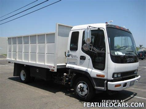 Isuzu Dump Truck For Sale Used 2001 Isuzu Dump Truck Valley Ca Used Cars For