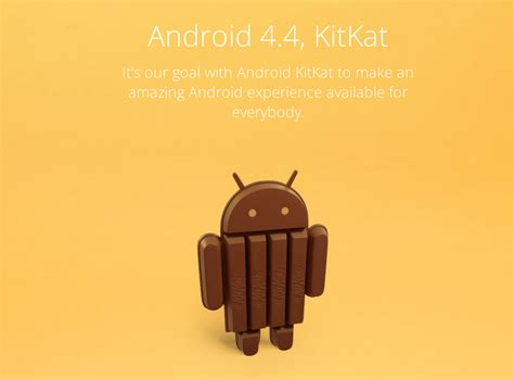 android version 4 4 4 android 4 4 kitkat 5 last minute details leak