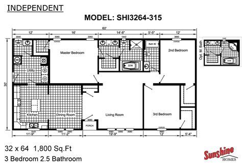 sunshine mobile home floor plans sunshine homes in red bay al manufactured home manufacturer