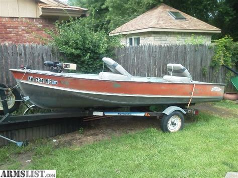 14 foot fishing boats for sale armslist for sale 14 ft lund v bottom boat