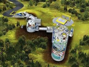 missile silo homes for new uses for digs excavating adapting underground