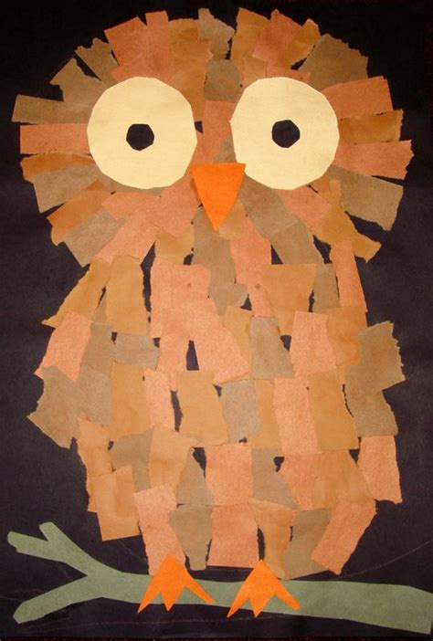 Brown Paper Crafts - kindergarten with mrs brown great site with lesson