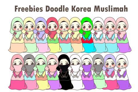 doodle korea wadah madrasah pengalaman