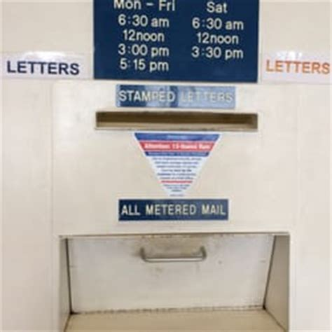 Santee Post Office by Us Post Office 44 Reviews Post Offices 9518 Mission