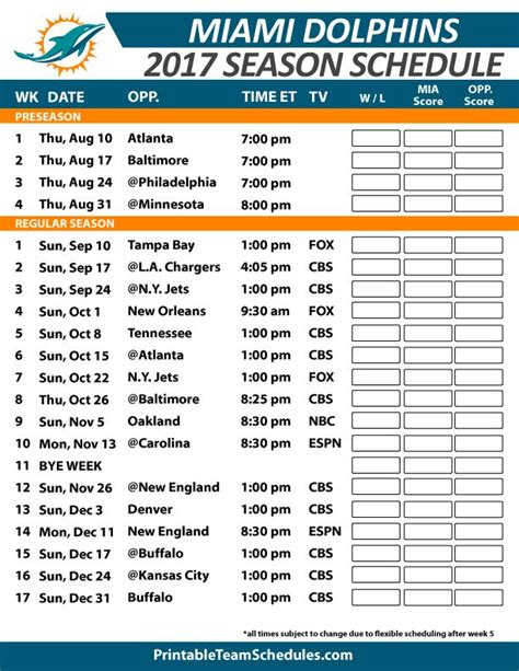 40 best images about nfl football schedule 2017 on
