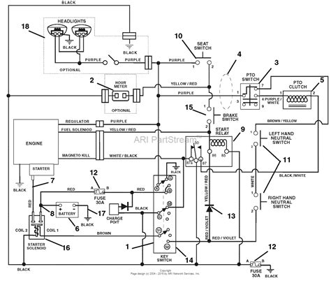 1 2 hp murray mower wiring diagram wiring diagram
