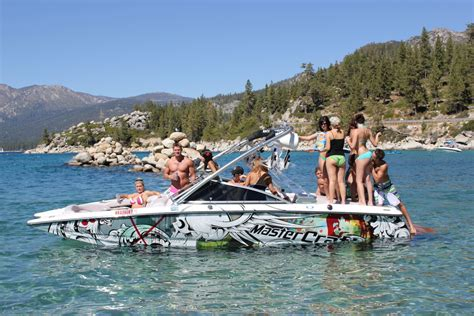 house boat lake tahoe party boat on lake tahoe party boat on lake tahoe flickr