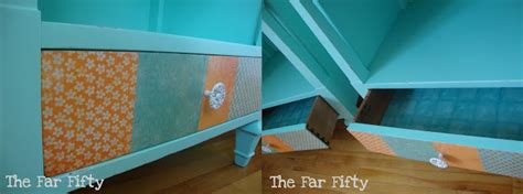 The Far Fifty Pair Of Aqua Nightstands