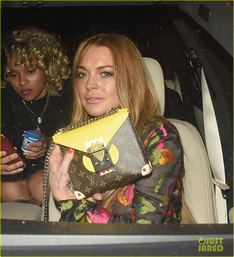 Lindsay Lohan Louis Vuitton Key Holder by Lindsay Lohan P 225 785 Vogue
