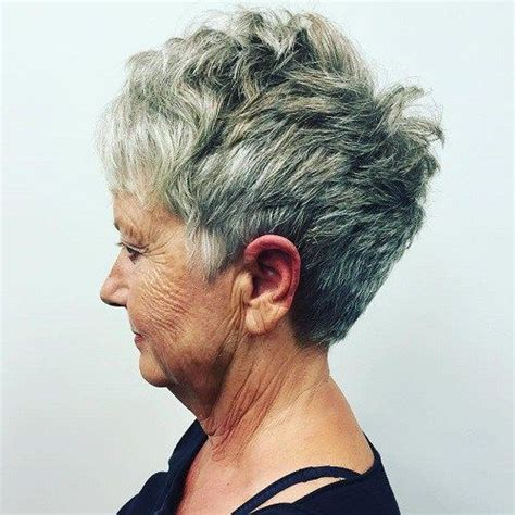 medium length hair cuts for salt and pepper hair 1000 images about hairstyles for women over 40 on pinterest