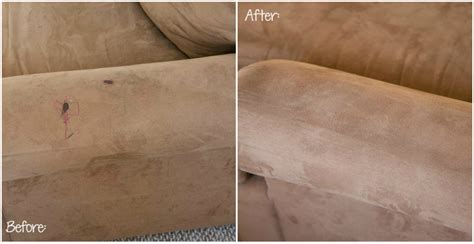 clean couch stains how to remove tough stains from a microfiber couch