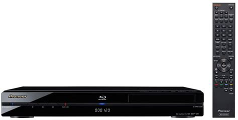 multi format dvd blu ray player pioneer bdp 120 region free blu ray player world import