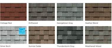 landmark shingles colors timberline vs landmark shingles compare colors and styles