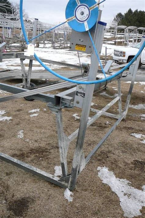 boat lifts for sale in alexandria mn 3200 newmans cantilever lift 108 bed spring dock boat