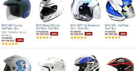 Helm Bmc Sharp daftar harga helm bmc terbaru