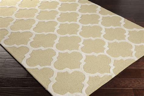 Artistic Weavers Pollack Stella Awah2035 Gold White Area Rug White Area Rugs