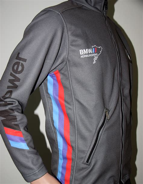 Zippersweater Bwm Power bmw nurburgring grey jacket t shirts with all of auto moto and themes